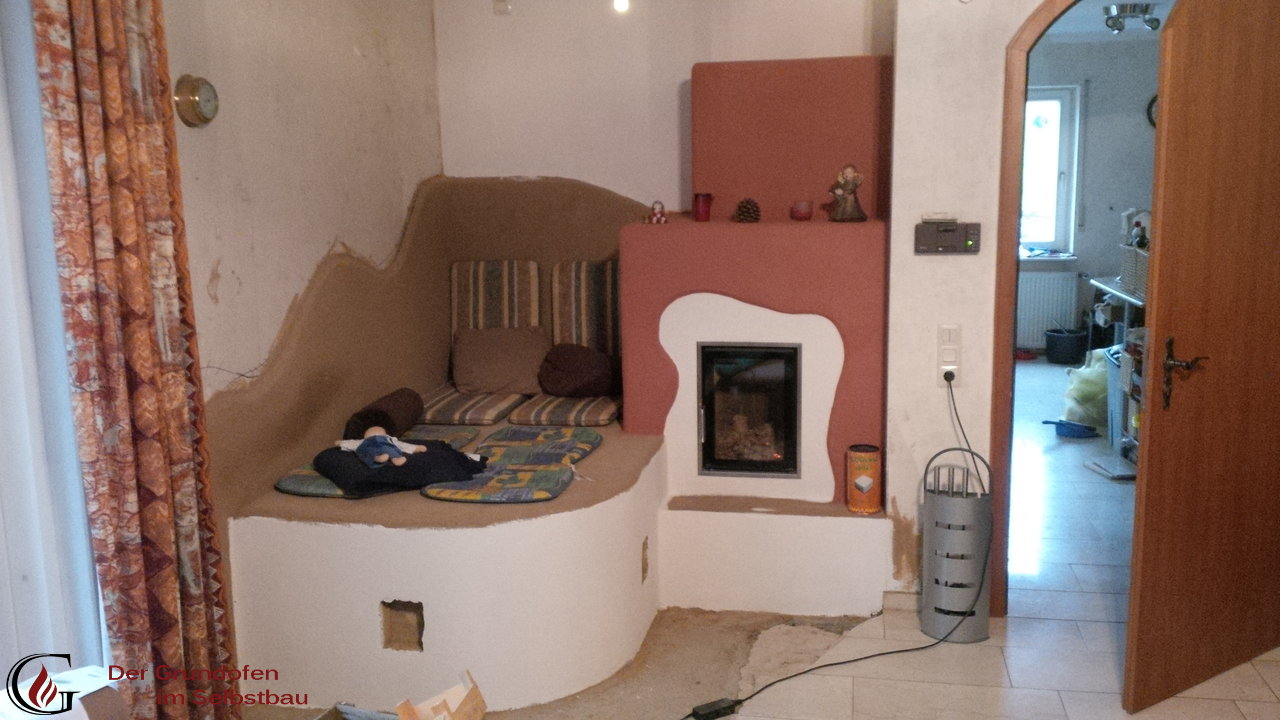 der grundofen im selbstbau christian l. Black Bedroom Furniture Sets. Home Design Ideas